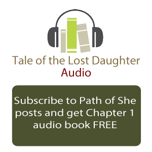 Tale of the Lost Daughter audio book