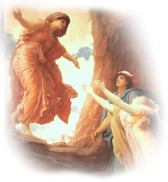 an introduction to the mythology of persephone and demeter